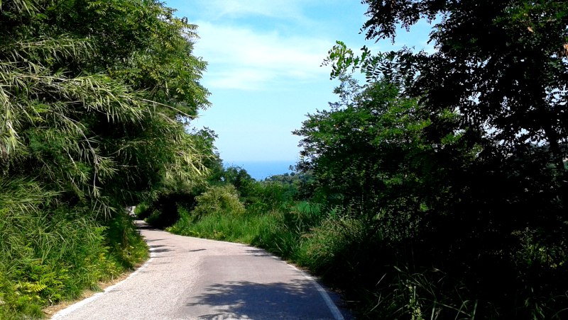Itinerario in Parco San Bartolo