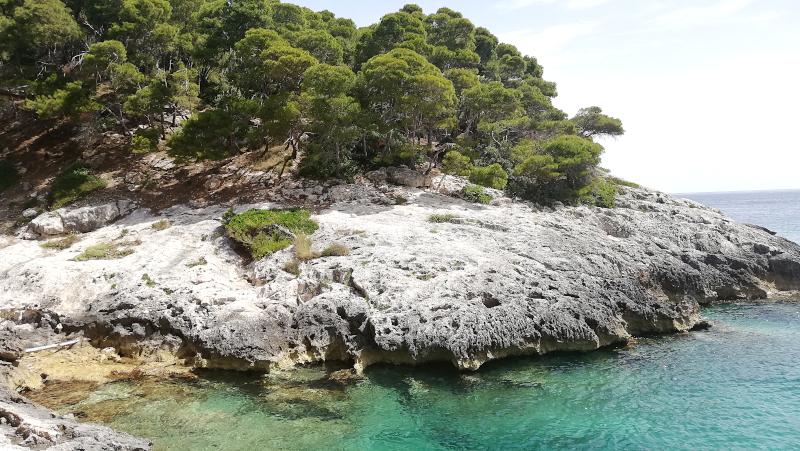 Caletta delle Isole Tremiti