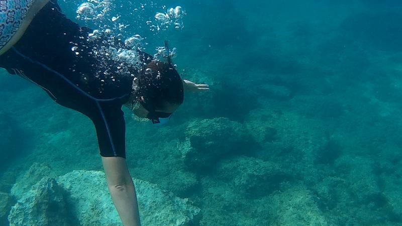 snorkeling alle Isole Tremiti