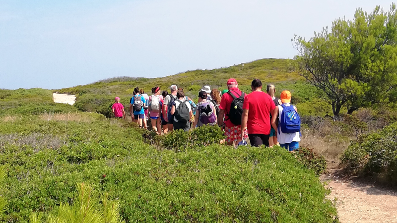 Trekking San Nicola