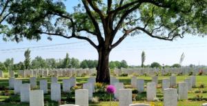 Ravenna Cimitero di Guerra
