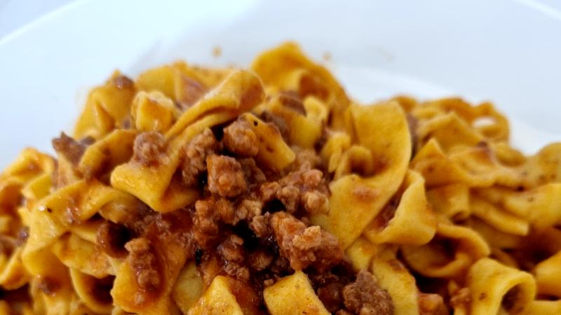 Pranzo in Romagna